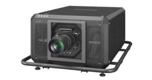 パナソニックの映画館用DLPプロジェクター PT-RQ50KJ