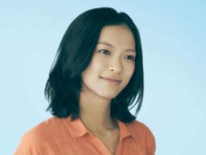 『糸』で桐野香を演じる榮倉奈々